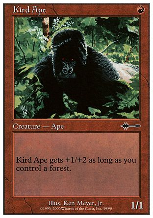 Kird Ape, Beatdown