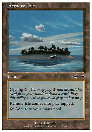 Remote Isle, Beatdown