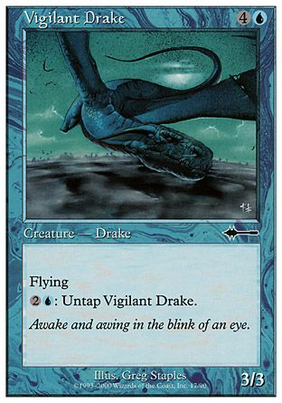 Vigilant Drake, Beatdown