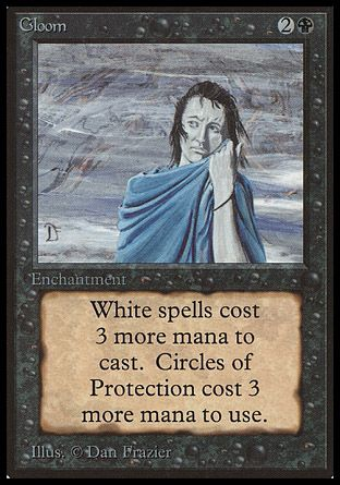 Gloom, Beta
