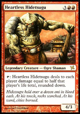 Heartless Hidetsugu, Betrayers of Kamigawa