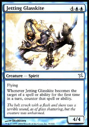 Jetting Glasskite, Betrayers of Kamigawa
