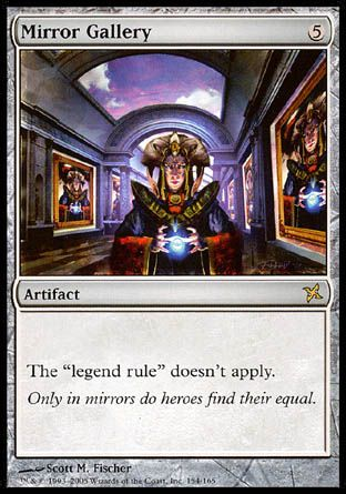 Mirror Gallery, Betrayers of Kamigawa