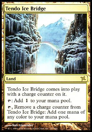 Tendo Ice Bridge, Betrayers of Kamigawa