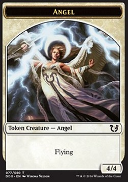 Angel Token, Blessed vs Cursed