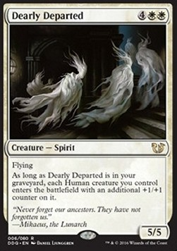 Dearly Departed, Blessed vs Cursed