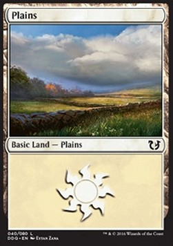 Plains, Blessed vs Cursed