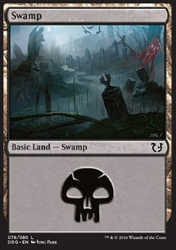 Swamp, Blessed vs Cursed