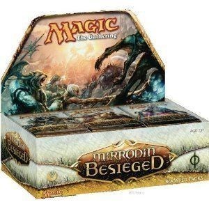 Mirrodin Besieged Boosterbox, Boosterboxen