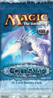 Coldsnap Booster, Boosters