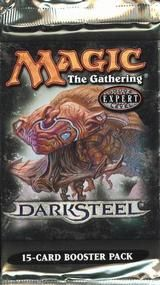 Darksteel Booster, Boosters