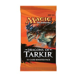 Dragons of Tarkir Booster, Boosters