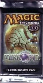 Mirrodin Booster, Boosters