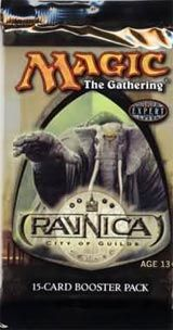 Ravnica Booster, Boosters