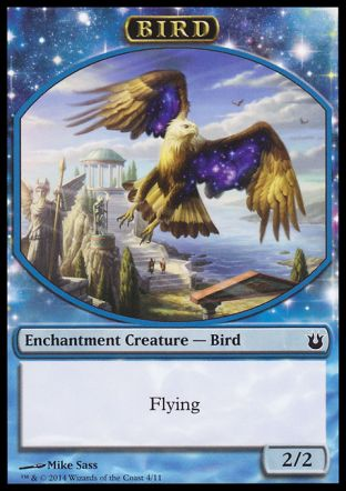 Bird token, Born of the Gods