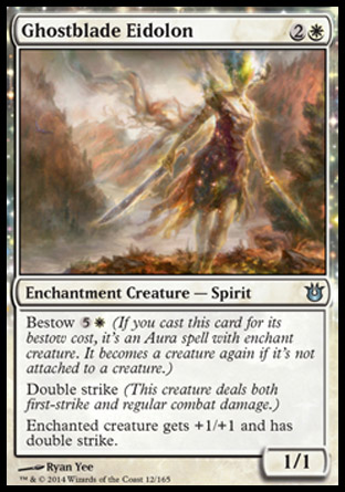 Ghostblade Eidolon, Born of the Gods