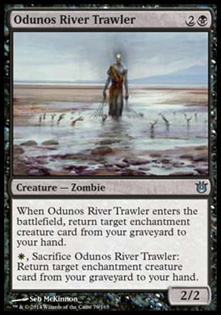 Odunos River Trawler, Born of the Gods