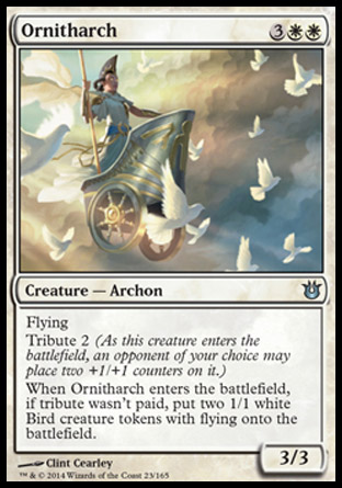 Ornitharch, Born of the Gods