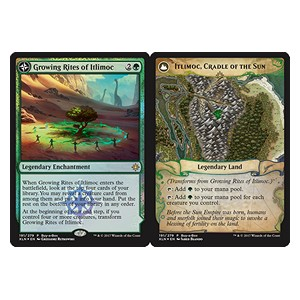 Growing Rites of Itlimoc / Itlimoc, Cradle of the Sun, Buy a Box Promos
