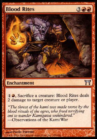 Blood Rites, Champions of Kamigawa