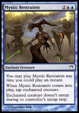 Mystic Restraints, Champions of Kamigawa