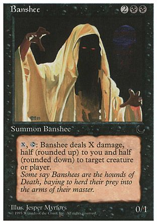 Banshee, Chronicles