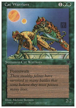 Cat Warriors, Chronicles