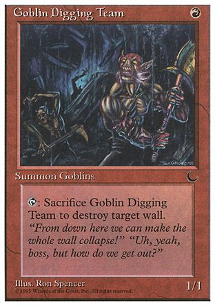 Goblin Digging Team, Chronicles