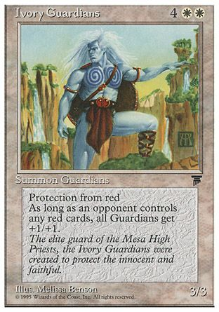 Ivory Guardians, Chronicles