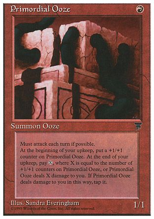 Primordial Ooze, Chronicles