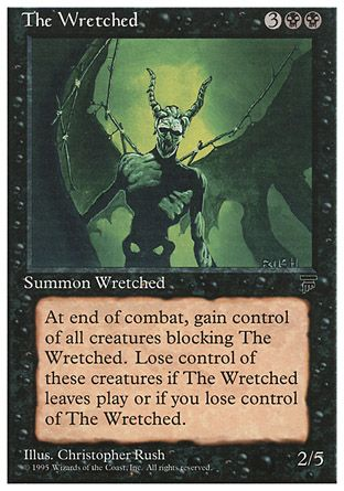 The Wretched, Chronicles