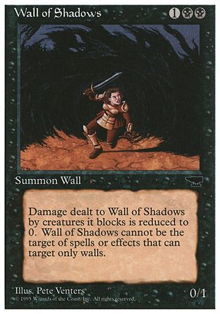 Wall of Shadows, Chronicles
