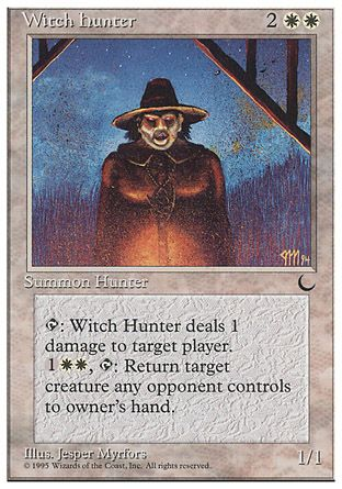 Witch Hunter, Chronicles