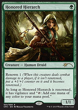 Honored Hierarch, Clash Pack