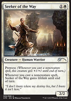 Seeker of the Way, Clash Pack