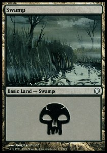 Swamp, Coldsnap Theme Decks