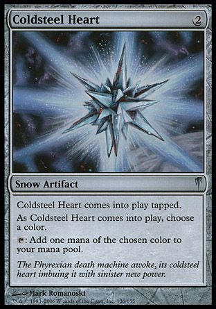 Coldsteel Heart, Coldsnap