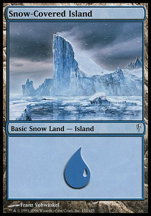 Snow-Covered Island, Coldsnap