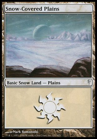 Snow-Covered Plains, Coldsnap