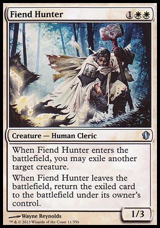 Fiend Hunter, Commander 2013