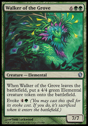 Walker of the Grove, Commander 2013
