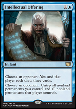 Intellectual Offering, Commander 2014
