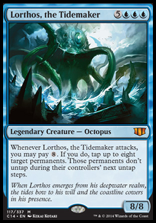 Lorthos, the Tidemaker, Commander 2014
