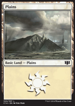 Plains, Commander 2014
