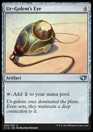 Ur-Golem's Eye, Commander 2014