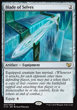 Blade of Selves, Commander 2015