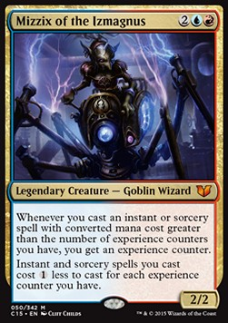 Mizzix of the Izmagnus, Commander 2015