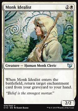 Monk Idealist, Commander 2015