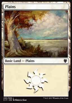 Plains, Commander 2017
