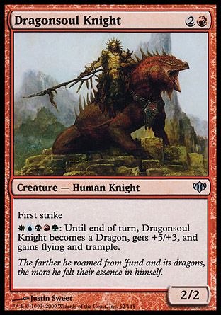 Dragonsoul Knight, Conflux
